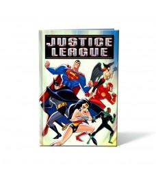 Livre personnalisé Justice League