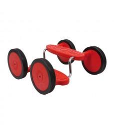Rotini, pédalier 4 roues