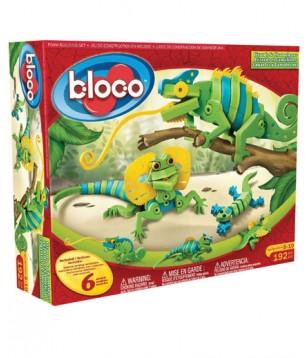 Lézards et caméléons Bloco