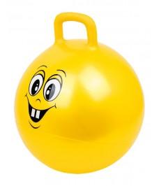 Smiley ballon sauteur