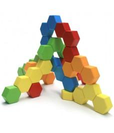 HexActly jeu de construction