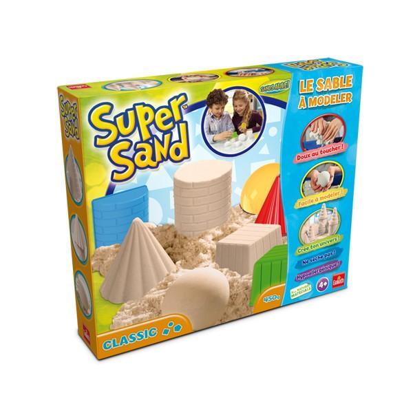 super sand classic pour apprendre les formes. Black Bedroom Furniture Sets. Home Design Ideas