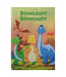 Livre personnalisé Dinosaure, Dinosaure