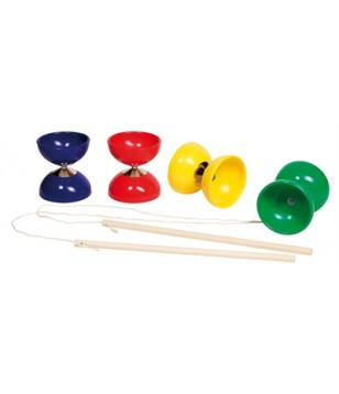 Diabolo jeu de jonglerie