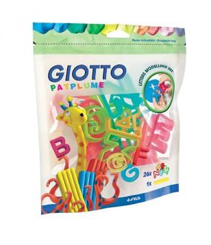 Emporte-pièces Giotto Sachet de 26 lettres