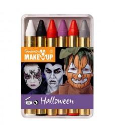 Kit crayons de maquillage Halloween