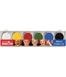 Coffret de maquillage 6 couleurs