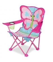 Chaise plage Papillon