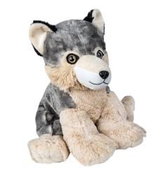 Peluche Enregistrable Loup 40 cm