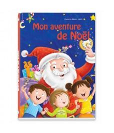 Mon aventure de Noël Livre personnalisé