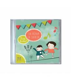 CD personnalisé Ma Musique pour Moi