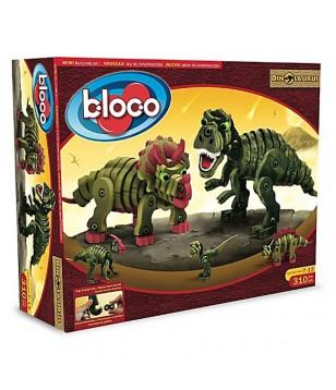 Jeu de construction: Dinosaures Bloco