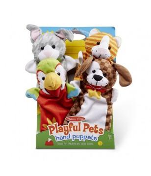 Marionnettes Les Animaux de compagnie