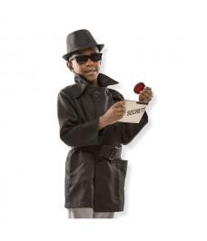 Déguisement d'Agent Secret
