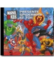 CD Spiderman et toi - 18 €