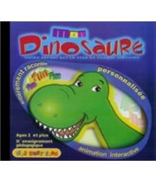 CD-Rom Mon Dinosaure
