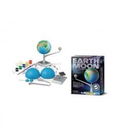 Kit de fabrication Terre-Lune